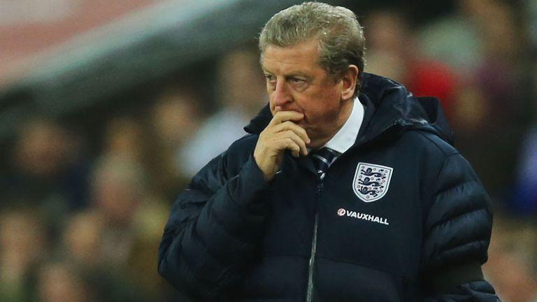 Roy Hodgson: Hopes to form a formidable Rooney-Sturridge partnership