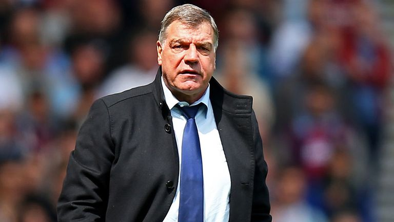 Sam Allardyce: Looking to strengthen from back to front
