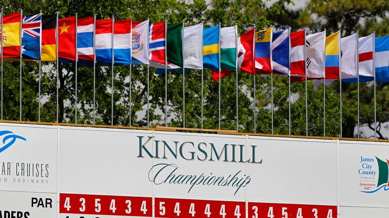 Who will win this year's Kingsmill Championship?