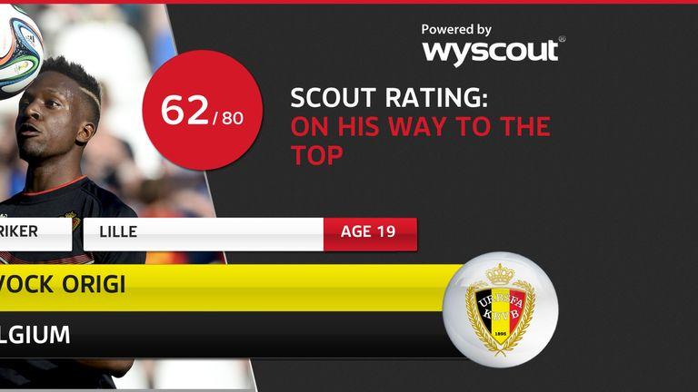 Divock Origi: Latest World Cup Scout selection