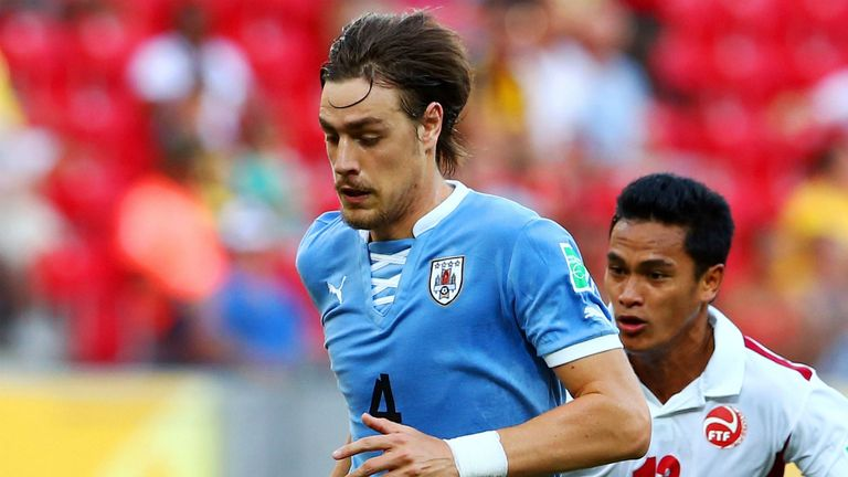 Sebastian Coates: On-loan Liverpool defender targeting a World Cup spot