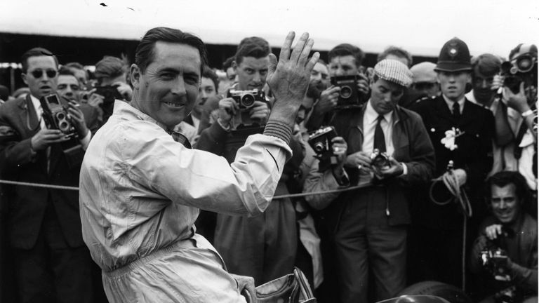 Sir Jack Brabham: Won 14 races in 126 grands prix