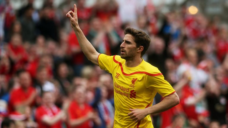 Fabio Borini: Could be back in Liverpool colours next season
