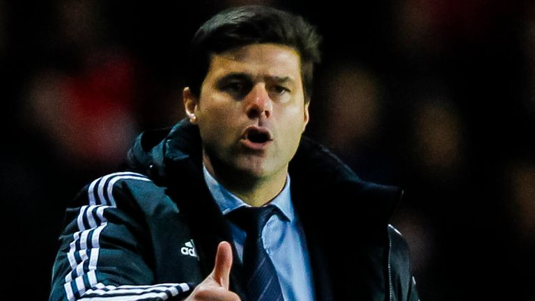 Pochettino: Lands the big job at Tottenham