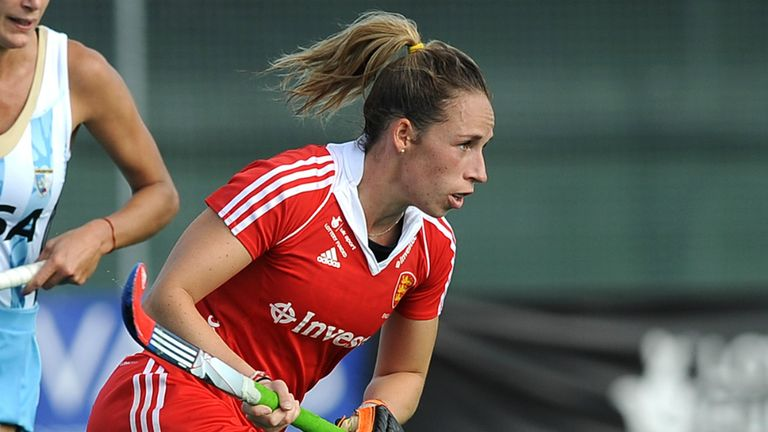 Susannah Townsend: Believes England can compete on the world stage
