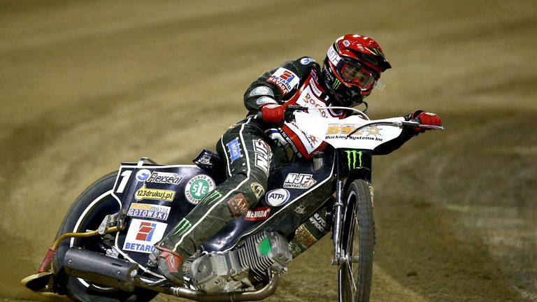 Tai Woffinden: will lead Great Britain's challenge