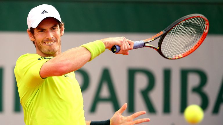 Andy Murray: Taken all the way by Kohlschreiber