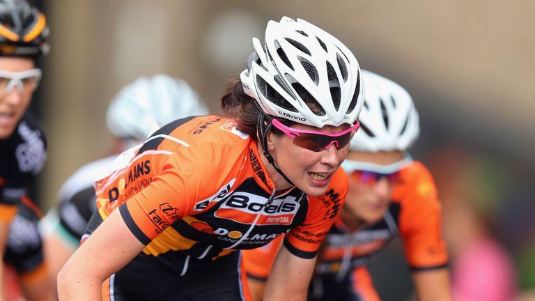 Emma Trott: Final professional race on Sunday