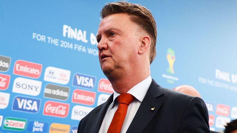 Louis van Gaal: Tempted by Tottenham job