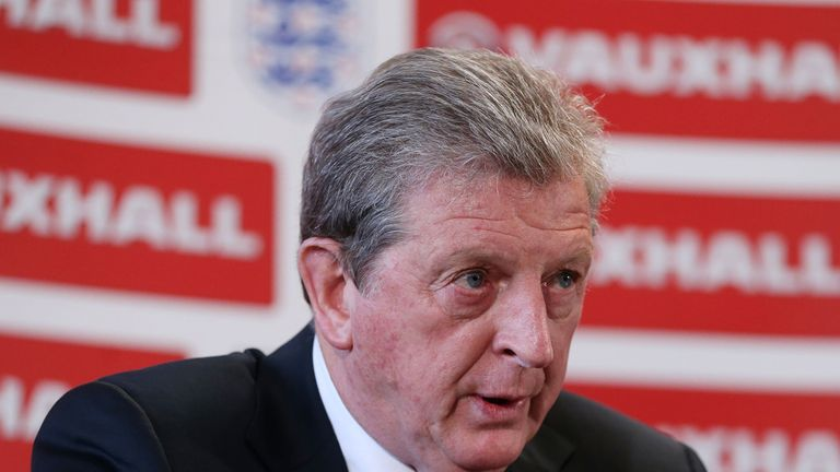 Roy Hodgson: Wants his players to focus on England and not their clubs