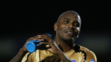 Clinton Morrison: Sticking with Exeter