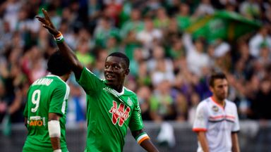 Max Gradel: Has impressed for St Etienne this season