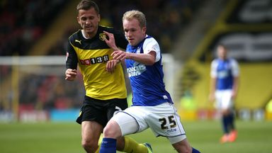 Jonny Williams: Ended last season on loan at Ipswich