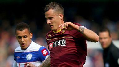 Daniel Tozser: Enjoyed productive loan spell at Vicarage Road