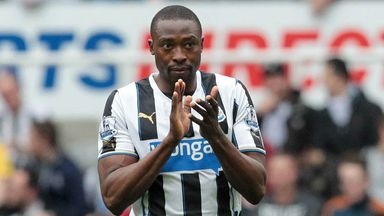 Shola Ameobi: Leaving Newcastle as a free agent this summer
