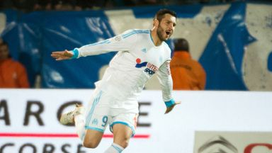Andre-Pierre Gignac: Been in prolific form for Marseille this season