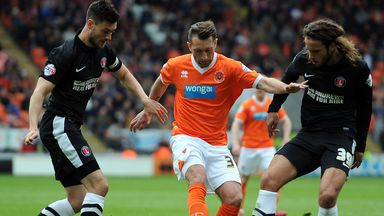 Stephen Dobbie: Spent much of last season on loan at Blackpool