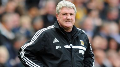 Steve Bruce: Has some tough decisions to make