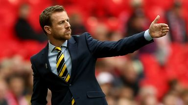 Gary Rowett: Not disappointed with goalkeeper