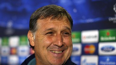 Gerardo Martino: Looking forward to International football
