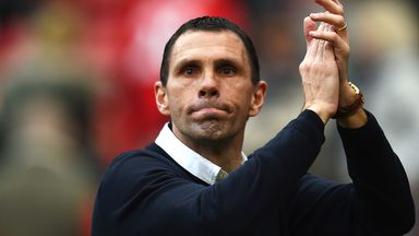 Gus Poyet: Confident of remaining in charge at Sunderland