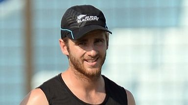 Kane Williamson: Ruled out by wrist injury