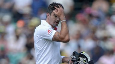 Pietersen was criticised by Downton for his attitude during the Ashes