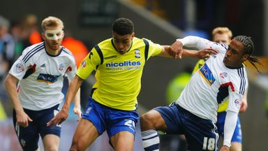 Tom Adeyemi: Only joined Birmingham last year
