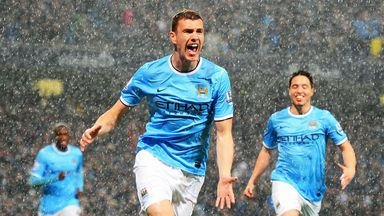 Edin Dzeko: An important part of Manchester City's plans