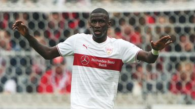 Antonio Rudiger: Drawing admiring glances from clubs across Europe