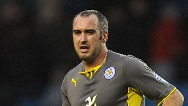 Gary Taylor-Fletcher: Set to play for the Foxes in the Premier League