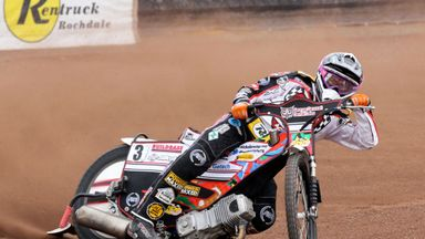 Belle Vue defeated Poole