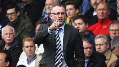 Will it be another thumbs up from Paul Lambert after Sunday
