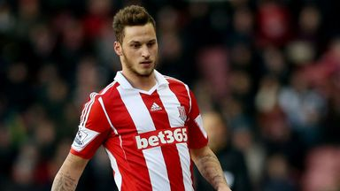 Marko Arnautovic: Feeling settled at Stoke