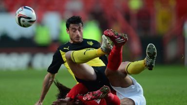 Albert Riera: Watford winger charged with misconduct by the FA