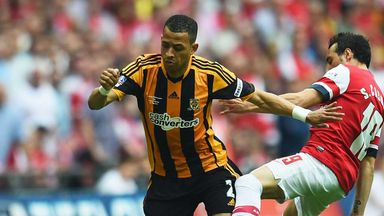 Liam Rosenior and Hull will be playing in Europe for the first time this season thanks to reaching last term