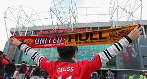 Manchester United v Hull