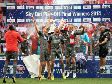 Will you be celebrating Soccer Saturday Super 6 success?