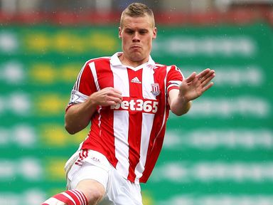Shawcross: Encouraged to play for Wales