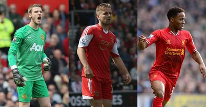 David De Gea, Luke Shaw and Raheem Sterling: All make our XI