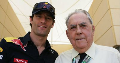 'Brabham was inspirational'
