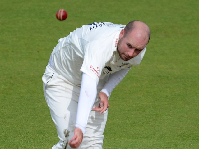 Chris Rushworth: Wrapped up victory for Durham