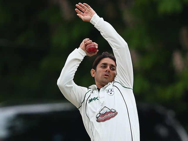 Saeed Ajmal: Helped his side claim victory