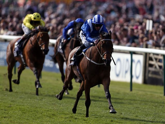Taghrooda: Aims to provide a first Oaks success for John Gosden