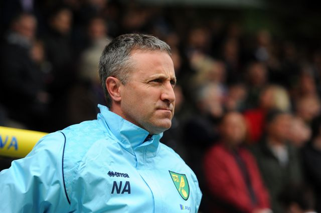 Neil Adams: Delighted to take the three points