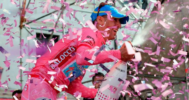 The battle for the pink jersey takes place from May 9 to June 1