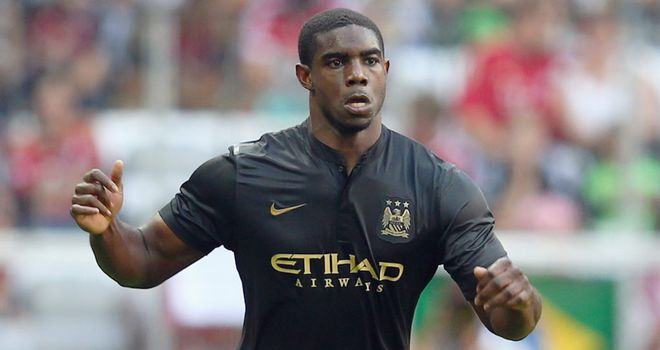 Micah Richards: Taking on a new challenge