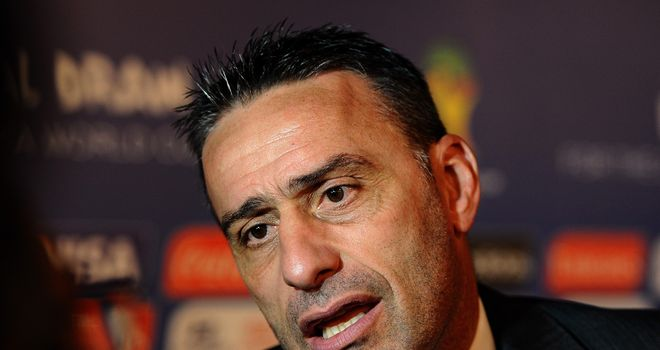 Paulo Bento: Portugal coach saw his side draw 0-0 with Greece