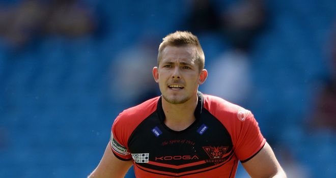 Greg Eden: Back in Sandercock's plans following loan spell with Salford