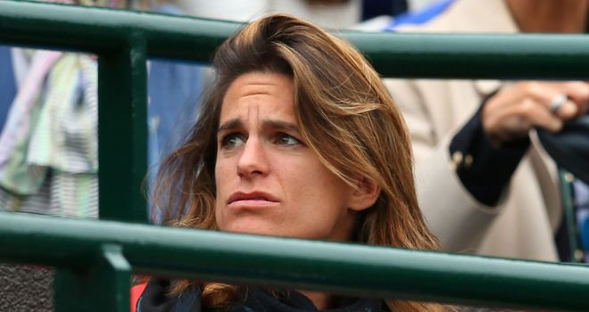 Amelie Mauresmo: Andy Murray's new coach